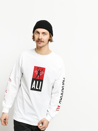 Tricou Diamond Supply Co. Dmnd X Muhammad Ali Fight (white)