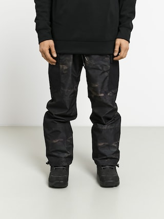Pantaloni pentru snowboard ThirtyTwo Fatigue (brown/camo)