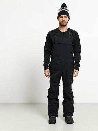 Pantaloni pentru snowboard ThirtyTwo Basement Bib (black)