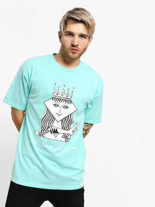Tricou Diamond Supply Co. The Queen (diamond blue)