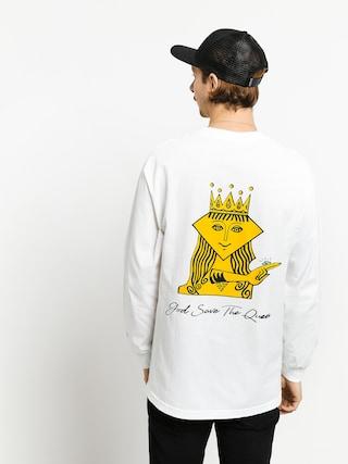 Tricou Diamond Supply Co. The Queen (white)