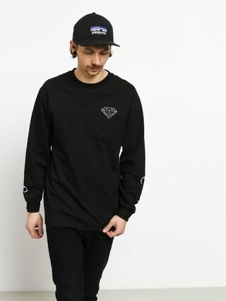 Tricou Diamond Supply Co. Double Read (black)