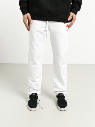Pantaloni Diamond Supply Co. Dmnd X Muhammad Ali Fight (white)