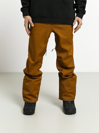 Pantaloni pentru snowboard L1 Premium Goods Slim Chino (tobacco)