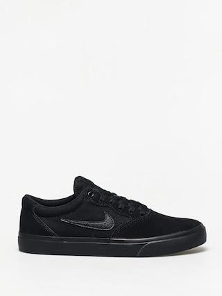 Pantofi Nike SB Chron Solarsoft (black/black black black)