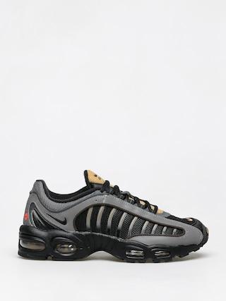 Pantofi Nike Air Max Tailwind IV (black/black mtlc pewter metallic gold)