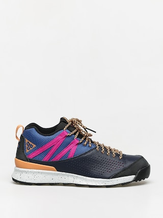 Pantofi Nike Okwahn II (obsidian/fuel orange indigo force)