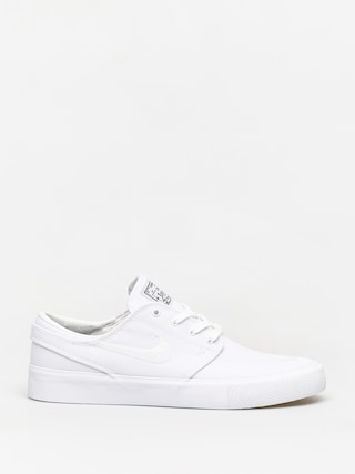 Pantofi Nike SB Zoom Janoski Canvas Rm (white/white gum light brown black)