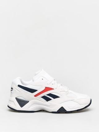 Pantofi Reebok Aztrek 96 Wmn (white/conavy/radred)
