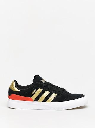 Pantofi adidas Busenitz Vulc II (cblack/goldmt/solred)