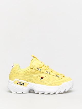 Pantofi Fila D Formation Wmn (limelight)