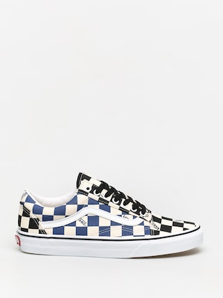 Pantofi Vans Old Skool (big check/black)
