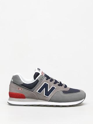 Pantofi New Balance 574 (grey/navy)
