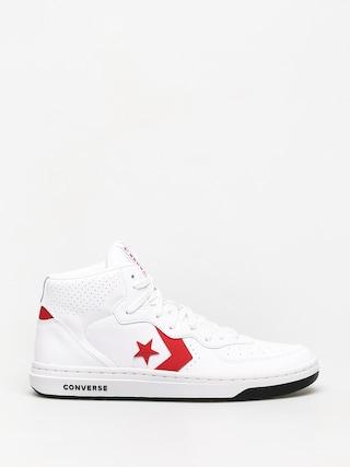 Pantofi Converse Rival Mid (optical white)