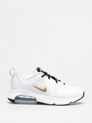 Nike Pantofi Air Max 200 Wmn (white/metallic gold black)