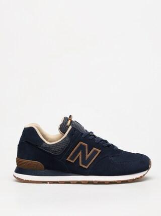 Pantofi New Balance 574 (navy)