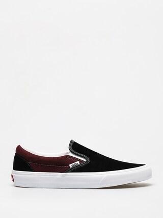 Pantofi Vans Classic Slip On (black)