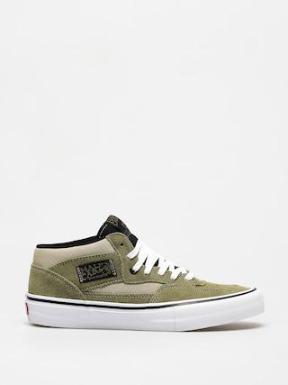 Pantofi Vans Half Cab Pro (lizard/euca)