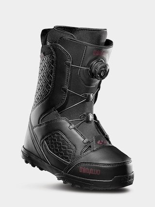 u00cencu0103lu021bu0103minte pentru snowboard ThirtyTwo Shifty Boa Wmn (black)