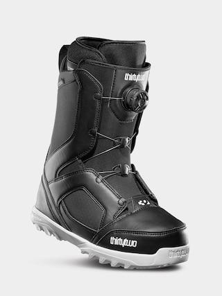 u00cencu0103lu021bu0103minte pentru snowboard ThirtyTwo Stw Boa (black)