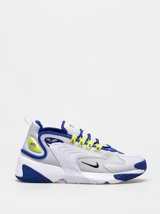 Nike Pantofi Zoom 2K (sky grey/black bright cactus hyper blue)