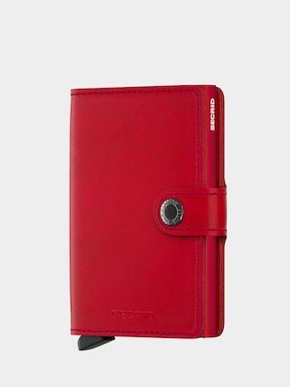 Portofel Secrid Miniwallet (original red)