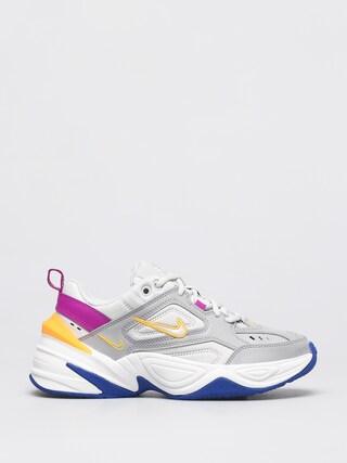 Pantofi Nike M2K Tekno Wmn (lt smoke grey/photon dust vivid purple)