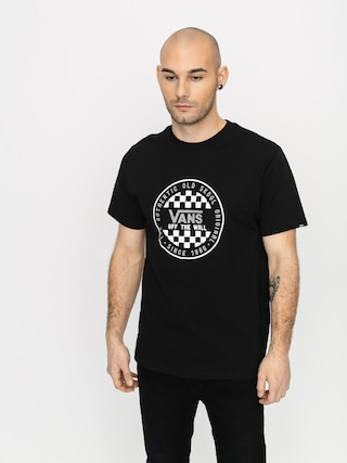 Tricou Vans Og Checker (black)