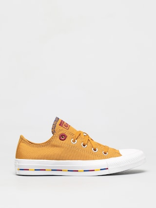 Teniu0219i Converse Chuck Taylor All Star Pinstripe Ox Wmn (light yellow)