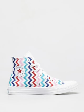 Teniu0219i Converse Chuck Taylor All Star Vltg Hi Wmn (optical white)