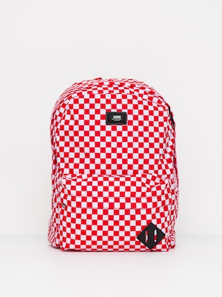 Vans Rucsac Old Skool III (red check)