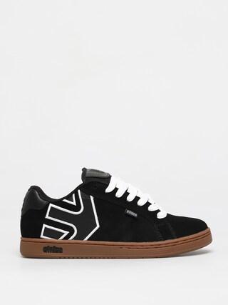Pantofi Etnies Fader (black/white/gum)