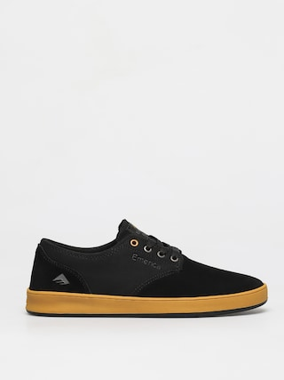 Emerica Pantofi The Romero Laced (black/yellow)