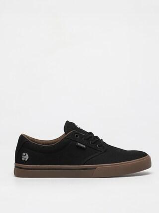 Pantofi Etnies Jameson 2 Eco (black/charcoal/gum)