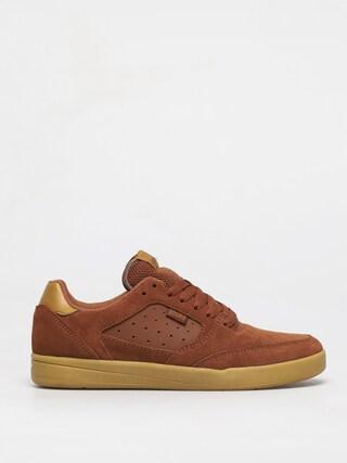 Etnies Pantofi Veer (brown/gum)
