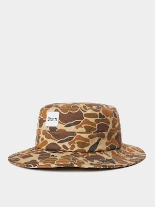 Brixton Pu0103lu0103rie Gate Bucket Hat (duck camo)