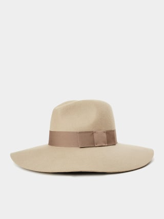 Brixton Pu0103lu0103rie Piper Hat Wmn (dark khaki)