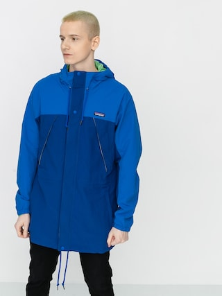 Geacu0103 Patagonia Recycled Nylon Parka (superior blue)