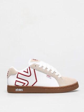 Etnies Pantofi Fader (white/tan)