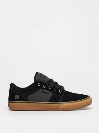 Etnies Pantofi Barge Ls (black/green/gum)