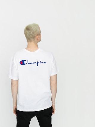 Tricou Champion Crewneck 214279 (wht)