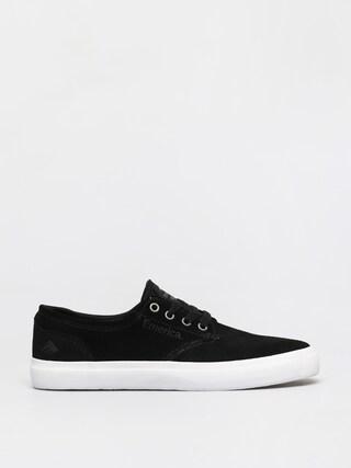 Emerica Pantofi The Romero Laced (black/white/gum)