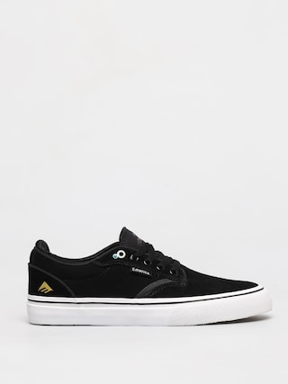 Emerica Pantofi Dickson (black/white/gold)