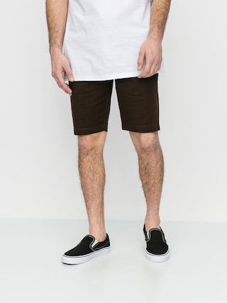 Volcom u0218ort Frckn Mdn Strch (dark chocolate)