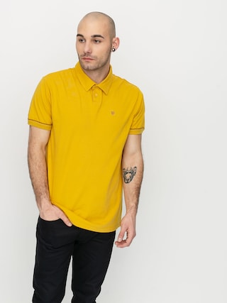 Brixton Tricou polo Carlos (sunset yellow)
