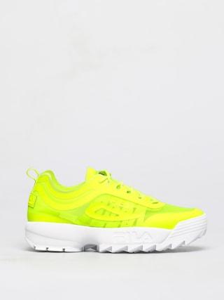 Fila Pantofi Disruptor Run (neon lime)