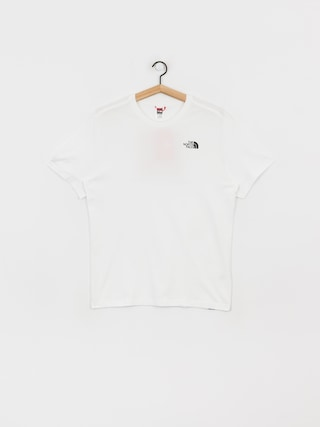 The North Face Tricou Redbox (white)