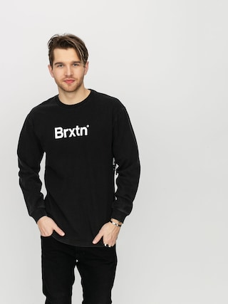 Brixton Tricou Crowd II (black)