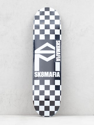 Sk8Mafia Placu0103 House Logo (checker black)