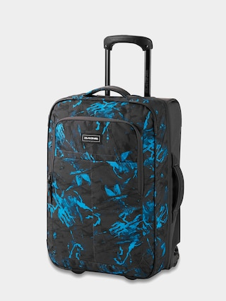 Dakine Geamantan Carry On Roller 42L (cyan scribble)